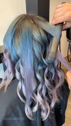 Curls For Long Hair, Easy Hairstyles For Long Hair, Curled Hairstyles, Hair Up Styles, Medium Hair Styles, Natural Hair Styles, Hair Curling Tips, Hair Videos, Hair Designs