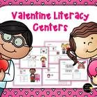 Free for a limited time!!! Just in time for Valentine's Day this unit includes 5 literacy work stations.   Included you will find: *ABC Order *Digr...