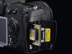 Memory cards for cameras: how to choose and use the right storage device
