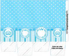 Caixa de Leite Realeza Azul
