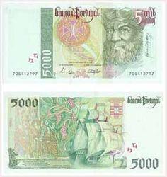 5.000 escudos, 1995