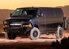 4x4 Camper Van, 4x4 Van, Lifted Van, Lifted Chevy, Custom Camper Vans, Custom Vans, Ambulance, Gmc 4x4, Chevy Express