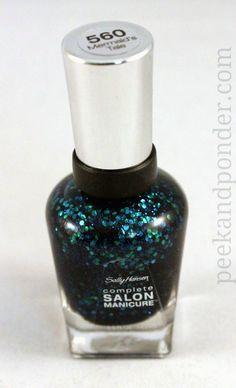 Sally Hansen Complete Salon Manicure - Mermaids Tale