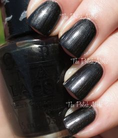 Queen of the Road (OPI, Mustang 2014 Collection)
