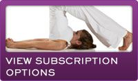 A la carte and subscriptions for a TON of different yoga classes!  Videos, audios, WOW!!!  Not free, but 1.99 a vid?  Um, YES!