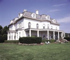 Newport - Beaulieu - home of Astors and then Vanderbuilts
