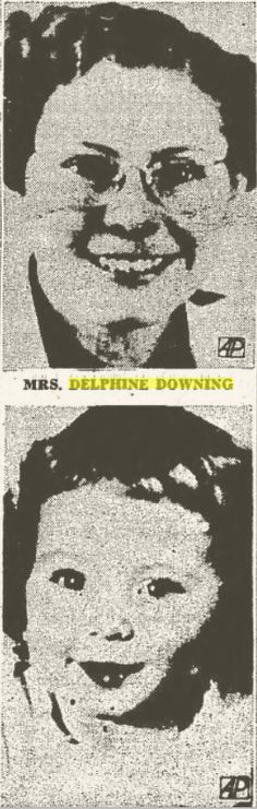 A lonely heart led Delphine Downing to her death.      The recently widowed woman had posted a personal ad in the hopes of finding compani...