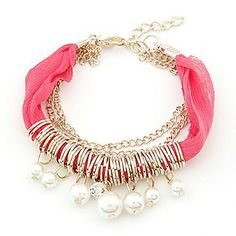 Korean Fashion All-match Sweet Pearl Bracelet  – EUR € 4.59