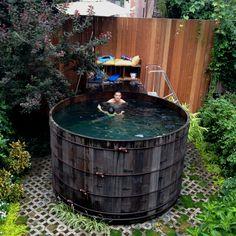 Garden Design: Garden Design with Affordable backyard pool ideas ...