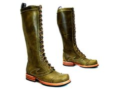 Sundance boots by Fluevog - I love, love, love these boots