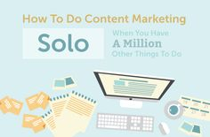 Get your free marketing solo infographic, to help you marketing without a team.