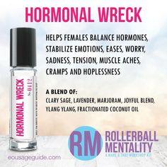 RM Label- Hormonal Wreck