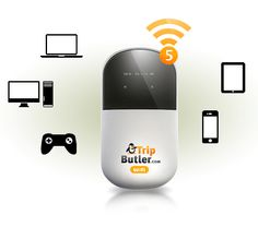 TripButler - wi-fi hotspot for traveling = 380 euros for one semester abroad of free data usage