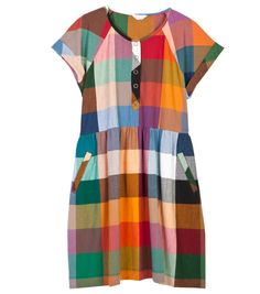 Gorman Online :: Crimson & Clover Dress. This dress with ankle boots and a straw hat for spring!! Total score