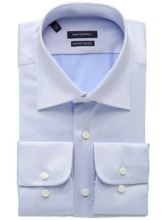 Shirt Uni Lichtblauw 42-7