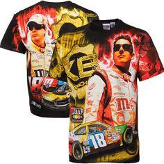Kyle Busch Adrenaline T-Shirt - Black