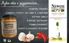 Aglio, olio e peperoncino... #neronitradizioneitaliana #madeinitaly #foodporn #zuppa #ciboitaliano #bloggerfood