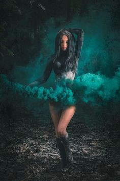 I also took a picture of a friend with a smoke bomb. Model Poses Photography, Smoke Bomb Photography, Fantasy Photography, Creative Photography, Walmart Photography, Photography Ideas, Photography Awards, Halloween Fotografie, Rauch Fotografie