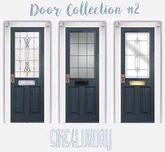 Sims 4 Cc S The Best Basic Square Window By Minc S