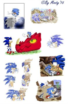 Sonic Monty doodles by MontyTH on DeviantArt Sonic And Amy, Sonic And Shadow, Sonic Boom, Hedgehog Art, Sonic The Hedgehog, Emo, Sonic Funny, Sonic Adventure, Sonic Heroes