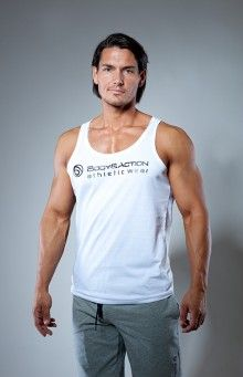 Férfi kereknyakú bő trikó Tank Man, Mens Tops, Inspiration, Fashion, Biblical Inspiration, Moda, Fasion, Inhalation, Motivation
