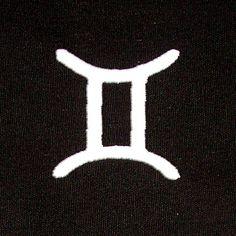 ti's Zodiac Western Gemini