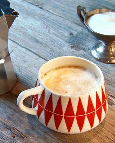 Handmade Cappuccino - Martha Stewart Recipes