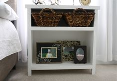nightstand DIY