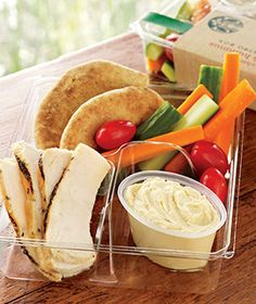 healthiest menu items