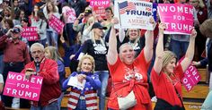 Support for Donald Trump from working-class whites is not what it seems