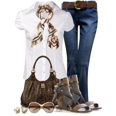 Classic by christa72 on Polyvore