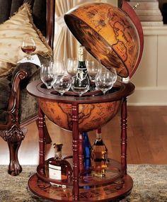 Sixteenth-Century Italian Globe Bar - $120