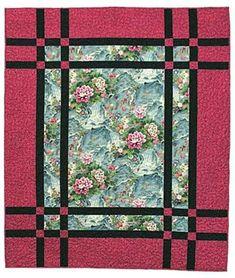 Quilt Pattern - Sweetgrass Creative Designs - Prairie Window