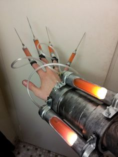 The Fear Injector Glove