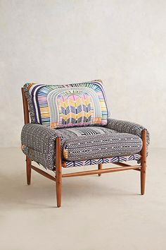 Mara Hoffman Chair #anthropologie