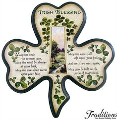 St. Patrick's Day Decorations & Ornaments