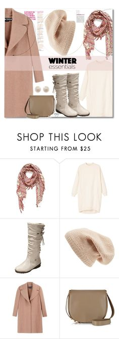 """Winter Essentials"" by nansg ❤ liked on Polyvore featuring Vince Camuto, Monki, Anna Field, Sole Society, Rochas, Alexander Wang and Links of London"