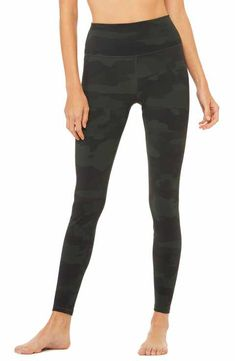 d8de7f7f24f Alo Vapor High Waist Leggings Women s Leggings, Black Leggings, Tights,  Workout Gear,