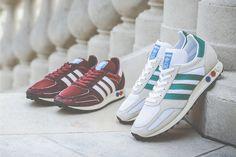 adidas Originals LA Trainer OG Billy's Exclusive Pack - EU Kicks: Sneaker…