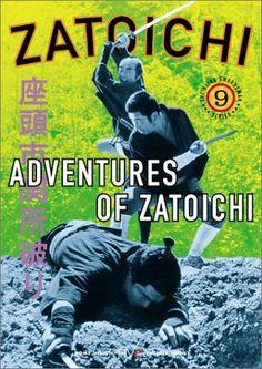 (9) Adventures of Zatoichi