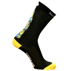 SockMine Minions Tall Socks Cycling Socks