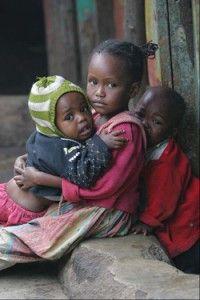 kenyan children -<3