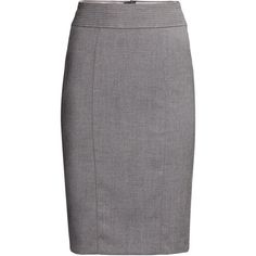 H&M Pencil skirt (310 CZK) found on Polyvore