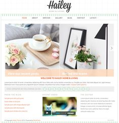 Isabelle Theme ~ WordPress Themes on Creative Market Blog Design, Web Design, Print Design, Graphic Design, Responsive Layout, Website Themes, Website Ideas, Wordpress Theme, Business Women