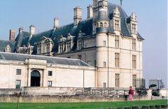 Paris area, Renaissance Museum in Ecouen by m. muraskin-france, via Flickr.