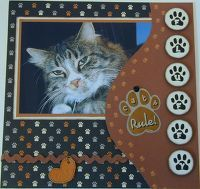 A Project by liled from our Scrapbooking Gallery originally submitted 01/25/06 at 08:20 PM