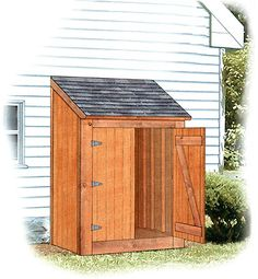 Storage Shed Plans | Free Woodworking Plans On The Internet !