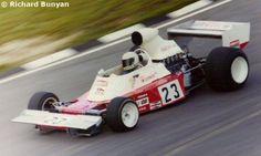 1974 GP Wielkiej Brytanii (Tim Schenken) Trojan T103 - Ford