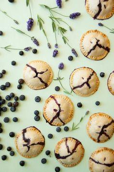 Blueberry Pie Ice Cream Sandwiches - The Kitchen McCabe