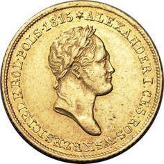 Poland, Poland: Alexander I gold 25 Zlotych 1828-FH,...